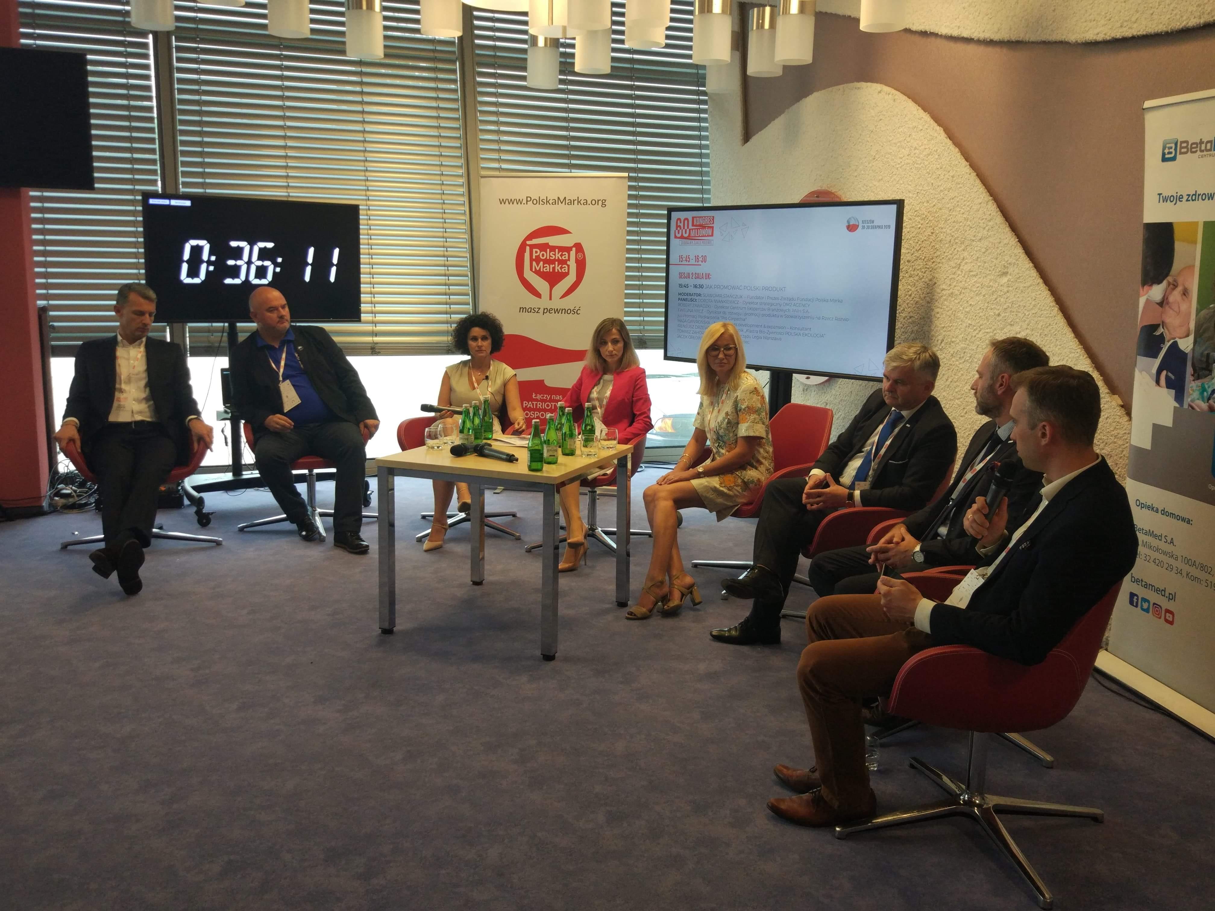 Debata Jak promować polskie produkty